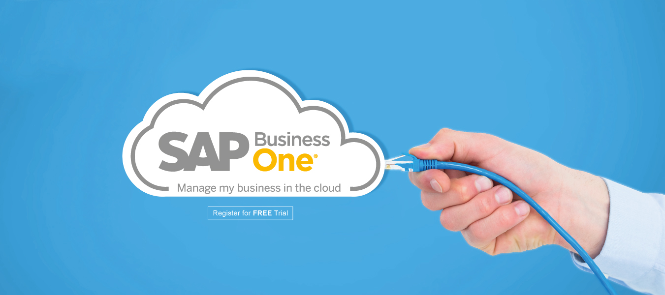 SAP Business One Cloud Banner